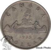 Canada: 1935 $1 F12