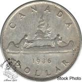 Canada: 1936 $1 F12