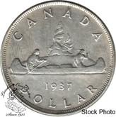 Canada: 1937 $1 F12