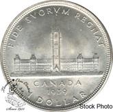 Canada: 1939 $1 Dollar MS60