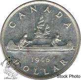 Canada: 1946 $1 EF40