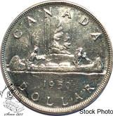 Canada: 1950 $1 EF40