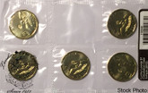 Canada: 2012 $1 5-Pack Lucky Loonie Circulation Dollar Coins