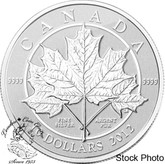 Canada: 2012 $10 Maple Leaf Silver Coin