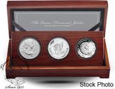 Canada: 2012 The Queen's Diamond Jubilee Royal Silver 3-Coin Set
