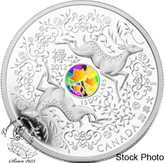 Canada: 2012 $15 Maple of Good Fortune Silver Coin