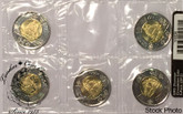Canada: 2012 $2 5-Pack HMS Shannon Circulation Toonie Coins