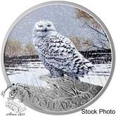 Canada: 2016 $20 Snowy Owl Silver Coin