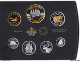 Canada: 2016 150th Anniversary of the Transatlantic Cable Silver Proof Coin Set