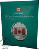 Canada: Kaskade 25 Cent Commemorative Coin Folder