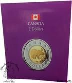 Canada: Kaskade $2 Toonie Coin Folder
