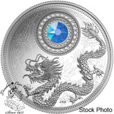 Canada: 2016 $5 Birthstones March Silver Coin