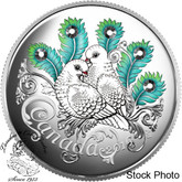 Canada: 2016 $10 Celebration of Love Silver Coin
