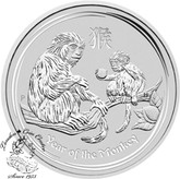 Australia: 2016 $1 Lunar Monkey in Mint Capsule