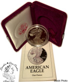 United States: 1992-S 1 Ounce Proof Silver American Eagle