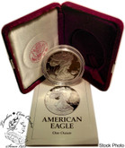 United States: 1993-P 1 Ounce Proof Silver American Eagle