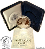 United States: 1996-P 1 Ounce Proof Silver American Eagle