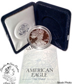 United States: 1997-P 1 Ounce Proof Silver American Eagle