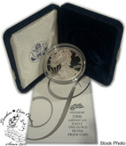 United States: 2006-W 1 Ounce Proof Silver American Eagle