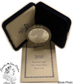 United States: 2010-W 1 Ounce Proof Silver American Eagle