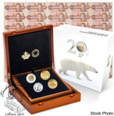 Canada: 2016 $2 20 Years in the Minting 4-Coin Set