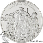 Canada: 2006 $30 National War Memorial Pure Silver Coin