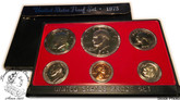 United States: 1973 Proof Coin Set