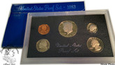 United States: 1983 Proof Coin Set