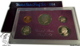 United States: 1984 Proof Coin Set