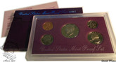 United States: 1992 Proof Coin Set