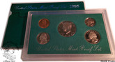 United States: 1995 Proof Coin Set