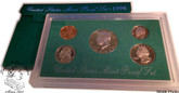 United States: 1998 Proof Coin Set