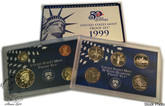 United States: 1999 Proof Coin Set