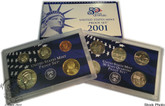 United States: 2001 Proof Coin Set