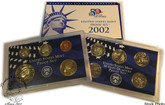 United States: 2002 Proof Coin Set