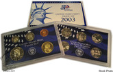 United States: 2003 Proof Coin Set