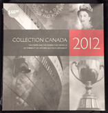 Canada: 2012 Stamp Collection Over $55 in Stamps! NEW Sealed!
