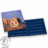 National Park Quarter Coin Folder