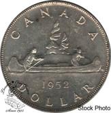Canada: 1952 $1 WL MS63