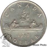 Canada: 1952 $1 NWL MS60