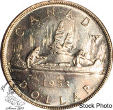 Canada: 1953 $1 NSF MS60