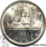 Canada: 1953 $1 NSF MS63