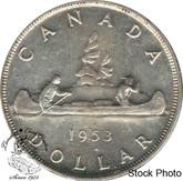 Canada: 1953 $1 SF MS62
