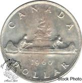 Canada: 1960 $1 MS62