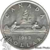 Canada: 1962 $1 MS63