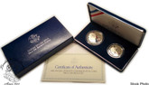 United States: 1993 Bill of Rights 2 Proof Coin Set