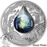 Canada: 2016 $20 Mother Earth Silver Coin