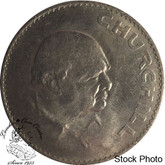 Great Britain: 1965 Churchill Crown