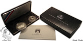 United States: 1989 Congressional 2 Proof Coin Set