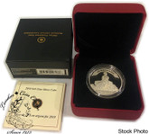 Canada: 2010 $10 75th Anniversary of the First Bank Notes Silver Coin